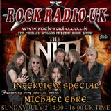 The Michael Spiggos Melodic Rock Show feat. Michael Ehre (The Unity, Gamma Ray) 02.07.2017