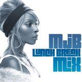 Dj Gemini & EZ Street #LunchBreakMix Mary J Blige Edition