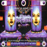 Ratpack RAVENATION 'The Old Skool Payback' 7th Aug 1998