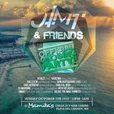 Hallex M, Julius TMT, Atjazz, Karizma LIVE at MCH 2018 Closing Party
