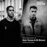 Moon Harbour Radio 106: Solo Tamas & Eli Brown, hosted by Dan Drastic