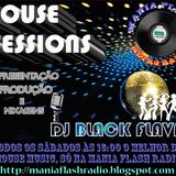Mania Flash Radio - House Sessions - Programa 1 (06-01-2018) DJ OSCAR SOUNDWAVE