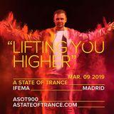 Armin Van Buuren @ Lifting You Higher ASOT900, IFEMA Madrid (09-03-2018)