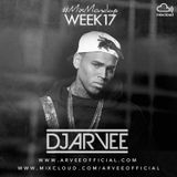 #MixMondays 27/4/14 (WEEK17) *CHRIS BROWN MIX* @DJARVEE