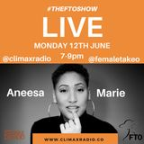 #THEFTOSHOW WITH @WHOSTHATQUEEN ON @CLIMAXRADIO