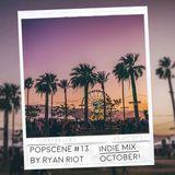 Popscene #13 (Indie Mix Oktober)