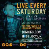 Live On Select UK Radio 21.5.16