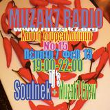 Sourealaaa No 15 with guest dj Soulnek @ Muzak7 Radio 7 Feb 2013