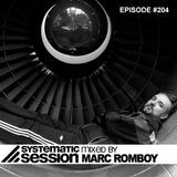 Systematic Session #204 (Mixed by Marc Romboy)