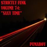 "$trictly Funk Volume 74: ""Saxy Time"" (Tech House, 128 BPM)"