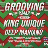 Jose Fermoselle b2b Federico Caffaro @ Grooving XMAS (25-12-2012)