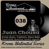 JUAN CHOUSA - 038 - KROME UNLIMITED SERIES