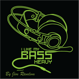 I Like My Bass Heavy by Jim Random
