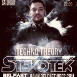 Techno Theory Vol.25 0n Belfastvibes Radio - 28/09/2019 -