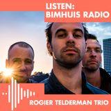 Rogier Telderman Trio (26-04-2018)