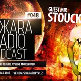 ЖARA Radio Podcast №48 (Week 06.03.14) Guest Mix By Stouck