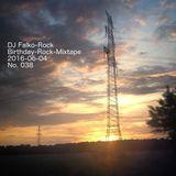 DJ Falko-Rock Birthday-Rock-Mixtape No. 038 2016-06-04