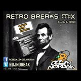 DJ NORBAK - Retro Breaks Mix [15.03.2013]