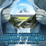 Zero D - Dreams Of Solace - LIVE @ Gorg-O-Mish (Guest Set - DJ Aly) [November 26, 2011]