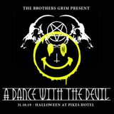 'A Dance with the Devil' Live from Halloween at Pikes Ibiza 2019