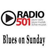 2015-11-01 - zondag - 20-22u -Radio501 Blues on Sunday - Rogier van Diesfeldt