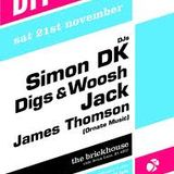 Simon DK and Pete Cabbage Moon Free Party