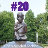 Open Minded Techno #20 26.08.2017