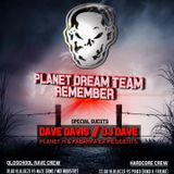 Planet Hardcore & Kabarka Dream Team Remember DJ C.ced 17-10-2015 145 bpm