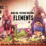Nina Sol Live at Elements 12/17/16