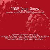 RASP Radio Show No.58 Machina 14-11-15