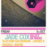 LAYDEE V - LIVE MIX NONONSENSE 05.10.2012
