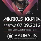 Freud vs Row @ Bassment 07.09.2012 (Markus Kavka) Part 1 - Freud