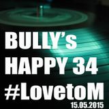 Bully's Happy 34 @ OtherSide - live mix - 15.05.2015