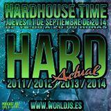 Hardhouse Time @ Worldjs 11/09/2014 PODCAST #07