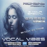 Richiere - Vocal Vibes 50 (Back In Time Special)