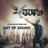 Piter De Grand - Art Of Sound ( In The Mix October 2017 )