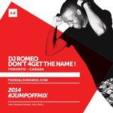 DJ ROMEO - JUMP OFF MIX VOL.1 (FULL MIX - CLEAN)