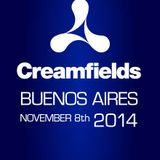 Sven Vath @ Creamfields Buenos Aires (Argentina) - 08-11-2014