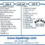 Doo Wop - FEDS Tape 2 - Side B