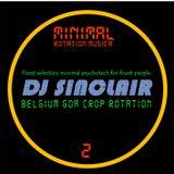 DJ SINCLAIR minimal progressive psycho LOST ON THE DANCE FLOOR MIX