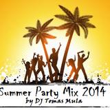 SUMMER PARTY MIX 2014 by DJ Tomas Mula
