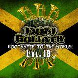 Rootsstep to the world Vol. 18 (Album Mixtape)