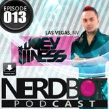 NERDBOT Podcast_013 (Joey Illness)