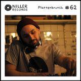 Plattenbrunch #62 (Dj Stean / Chimperator)