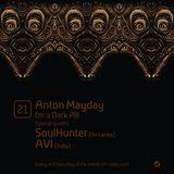 Anton Mayday - I'm a Dark Pill 021 on TM-Radio August 2015