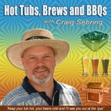 Hot Tub Winterizing, Pumpkin Ale Test, New Infrared BBQ Cookers