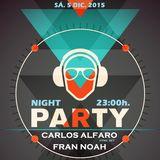 Fran Noah Dj - Podcast Diciembre 2015 @Night Party Priego 5-12-15-