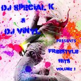 DJ VINYL & DJ SPECIAL K - FREESTYLE HITS VOLUME 1