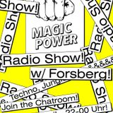 Magic Power Radio Nr.3 /w Forsberg (Spacehall Recordstore)