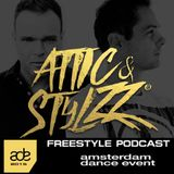 Attic & Stylzz - 2015 ADE FREESTYLE PODCAST